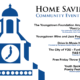 Home Savings Event Series
