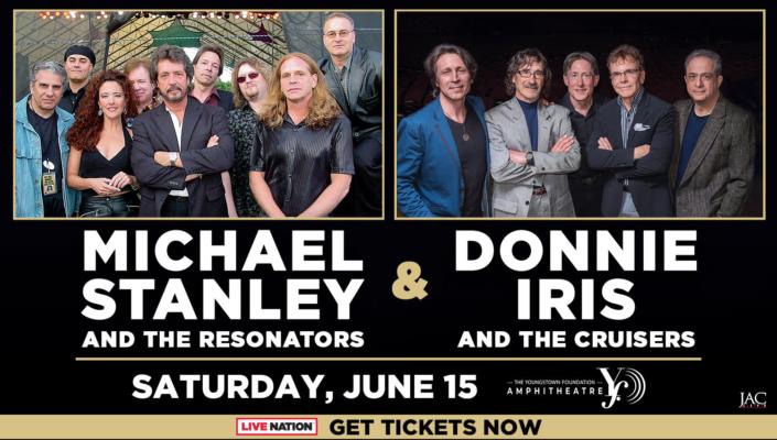 Michael Stanley & Donnie Iris