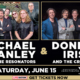 Michael Stanley & Donnie Iris