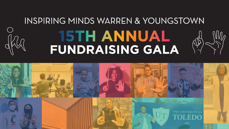 Inspiring Minds Warren & Youngstown 15th Annual Fundraising Gala.