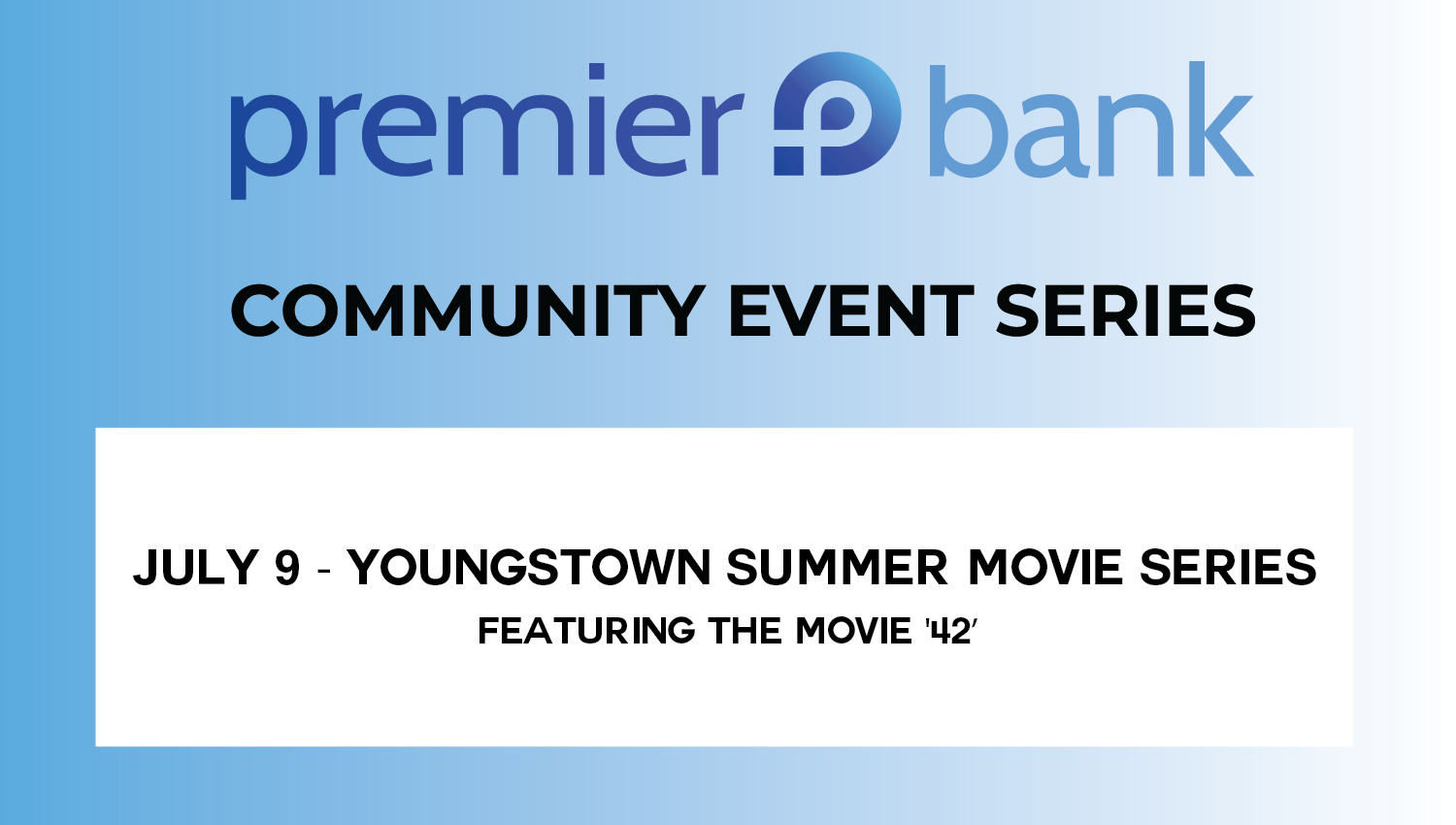 Youngstown Summer Movie Series: 42.