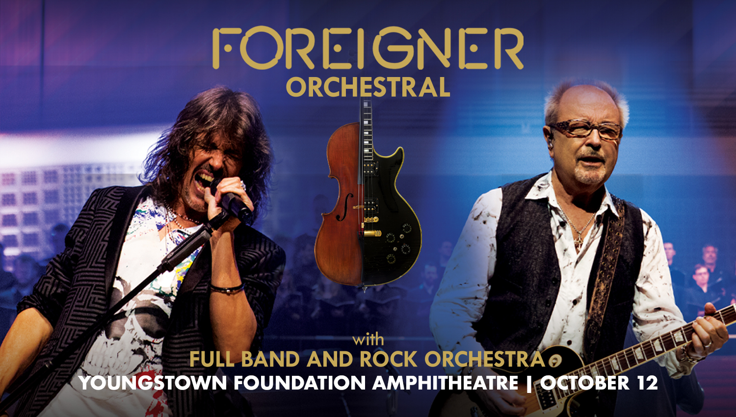 Foreigner Orchestral.