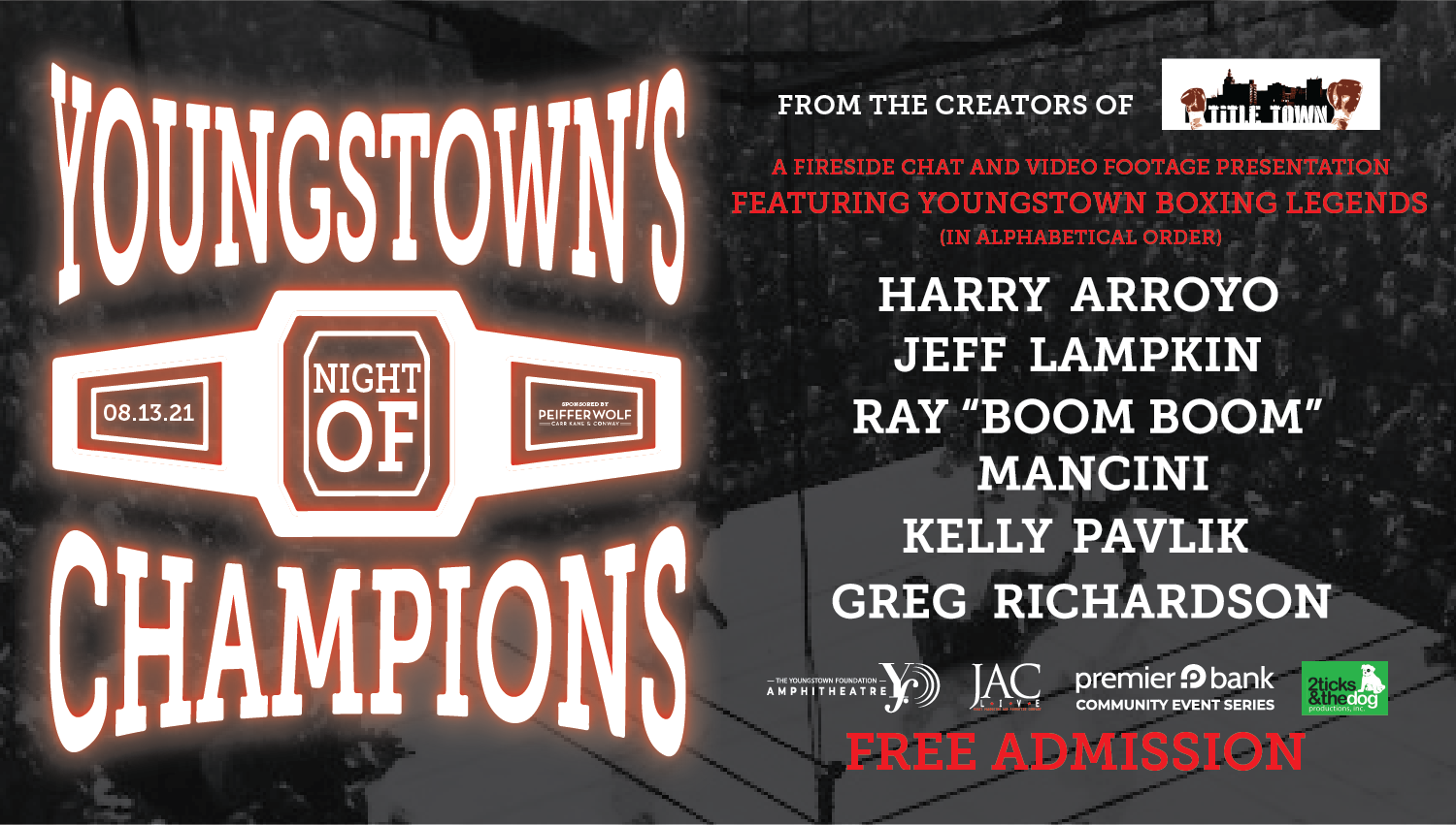 Youngstown's Night of Champions